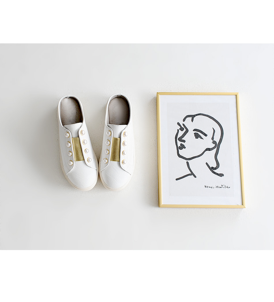 Mirance sneakers loafers 3cm
