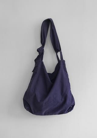 wearable cotton shoulder bag