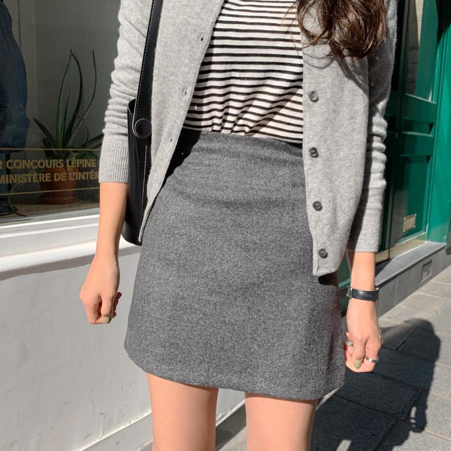 Paul Melange Skirt
