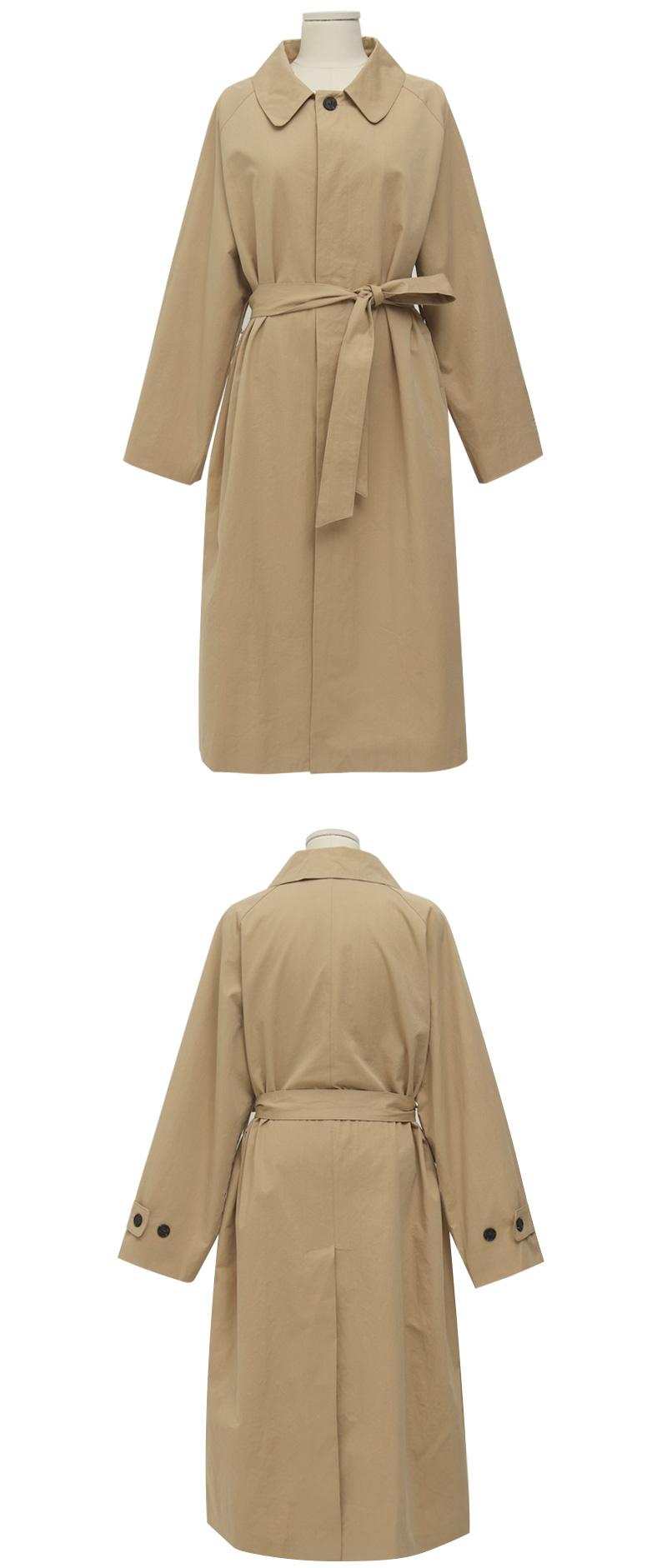Saint simple mac coat_C