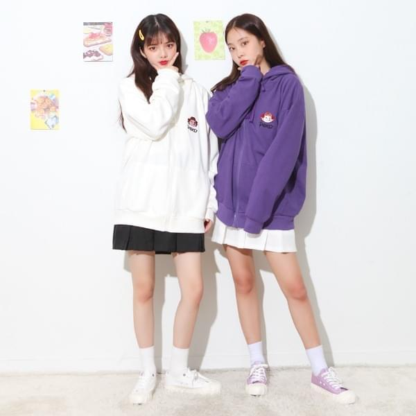 Baby food Zip up zip_up