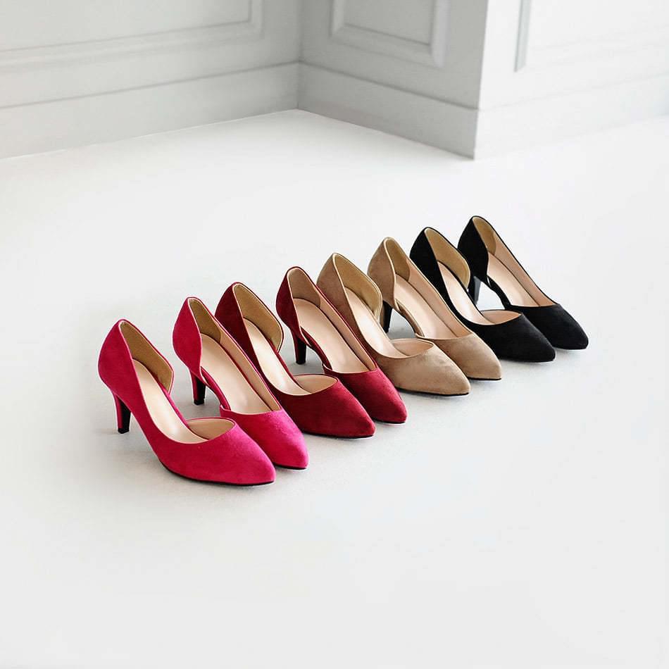 Delua High Heels 7cm