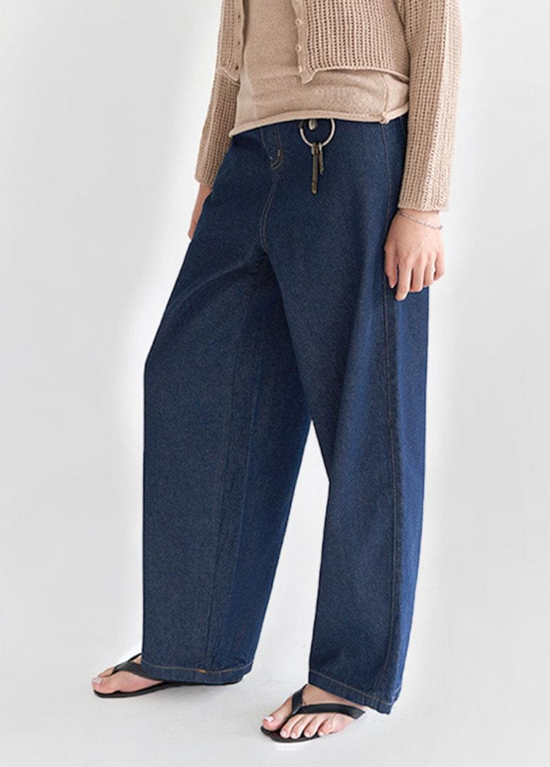 Stitch Button Pants