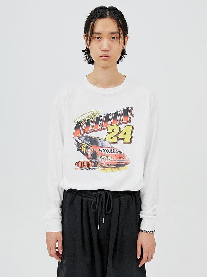 racing T - woman