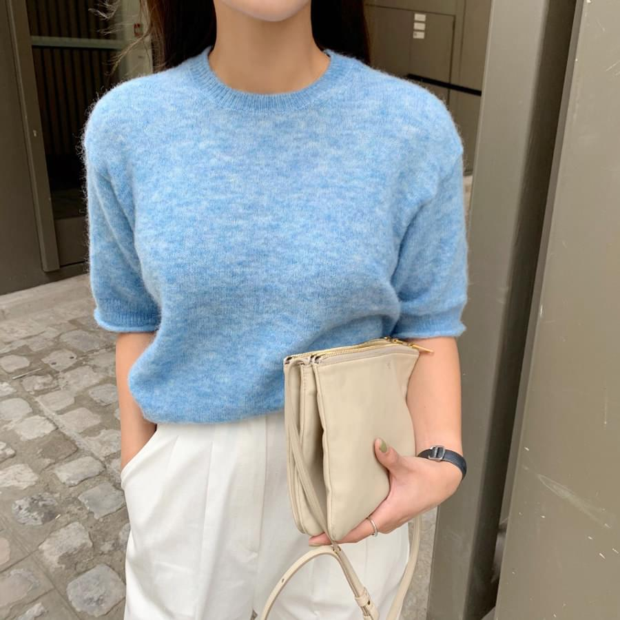 Coo Mohair Knit