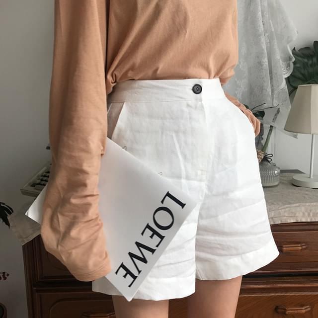 Ms. part 3 linen pants