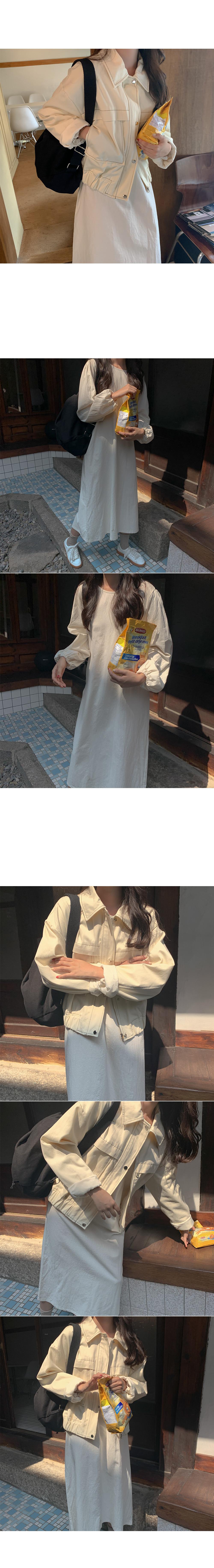 Prime Cotton Dress