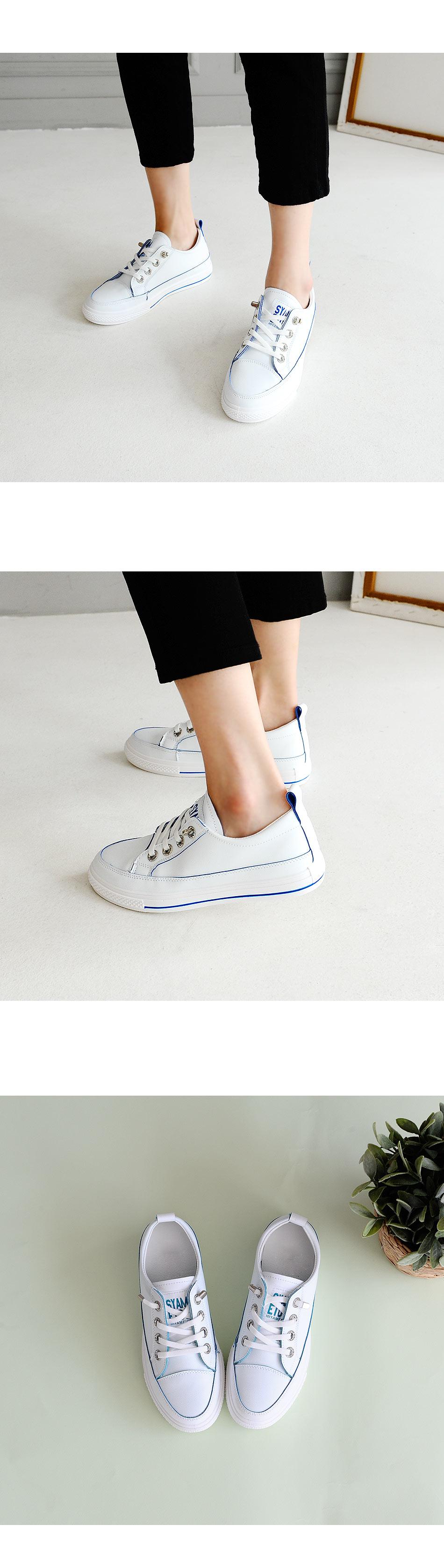 Rubans sneakers 3cm