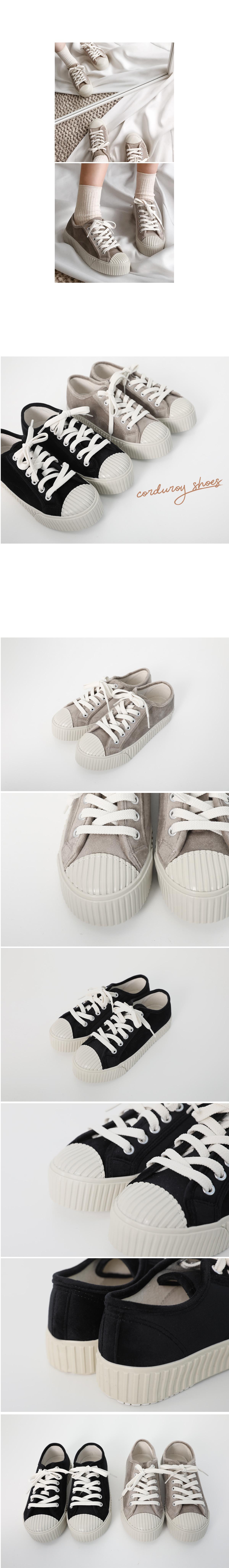 Soft Velor Shoes