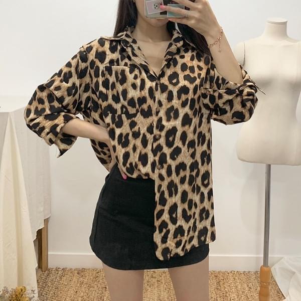 Zeppelin Leopard Leopard Shirt