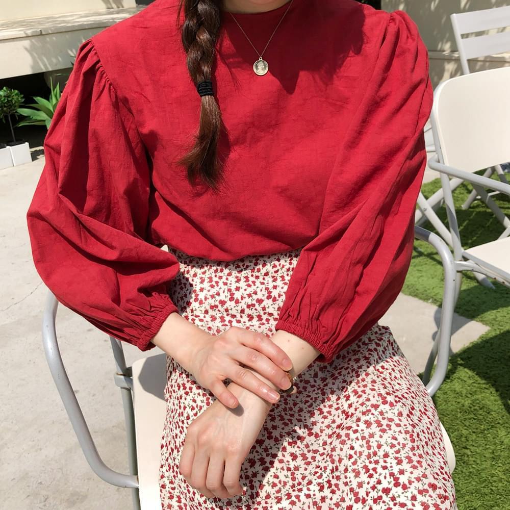 Lovely balloon blouse