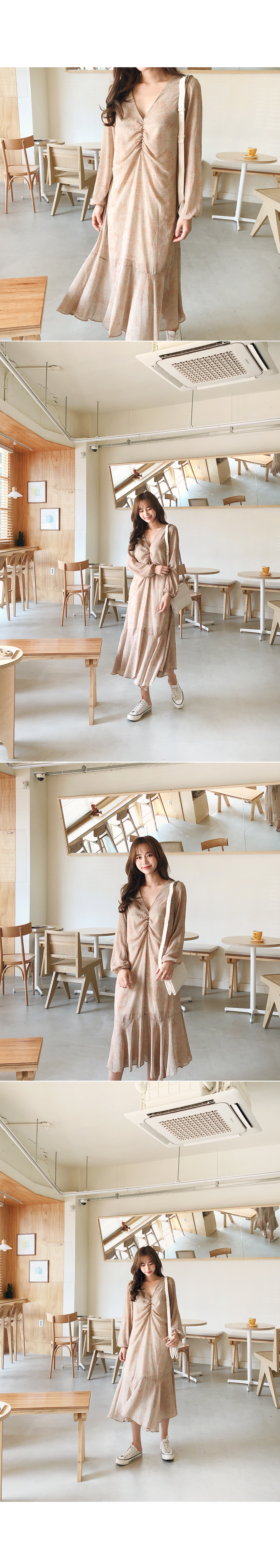Her Sheer Dress