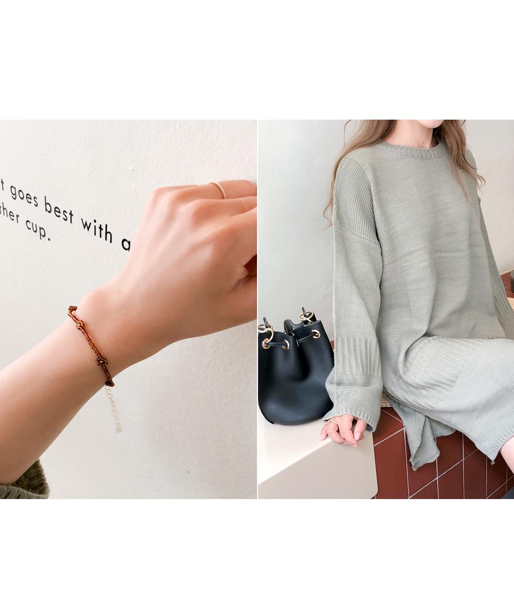 An open bracelet