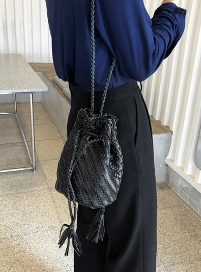 Tassel demolished bag