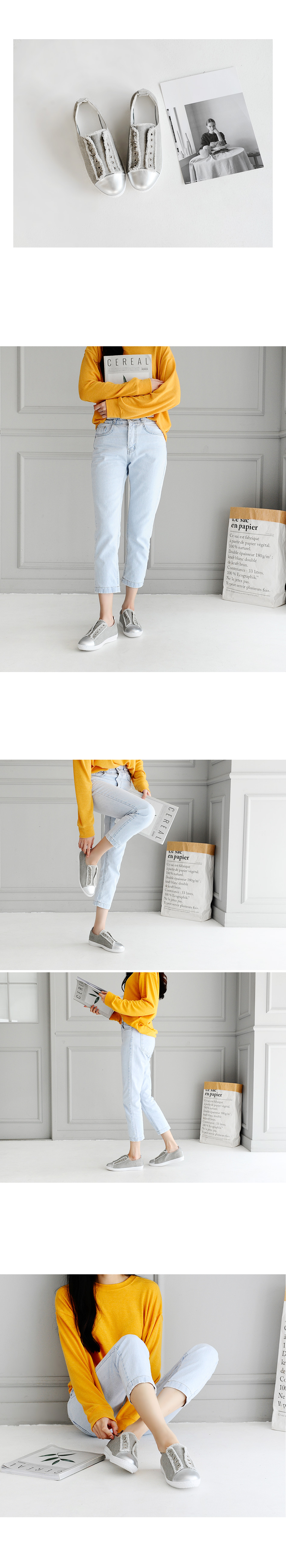 Debenz Height Slip-on 3cm