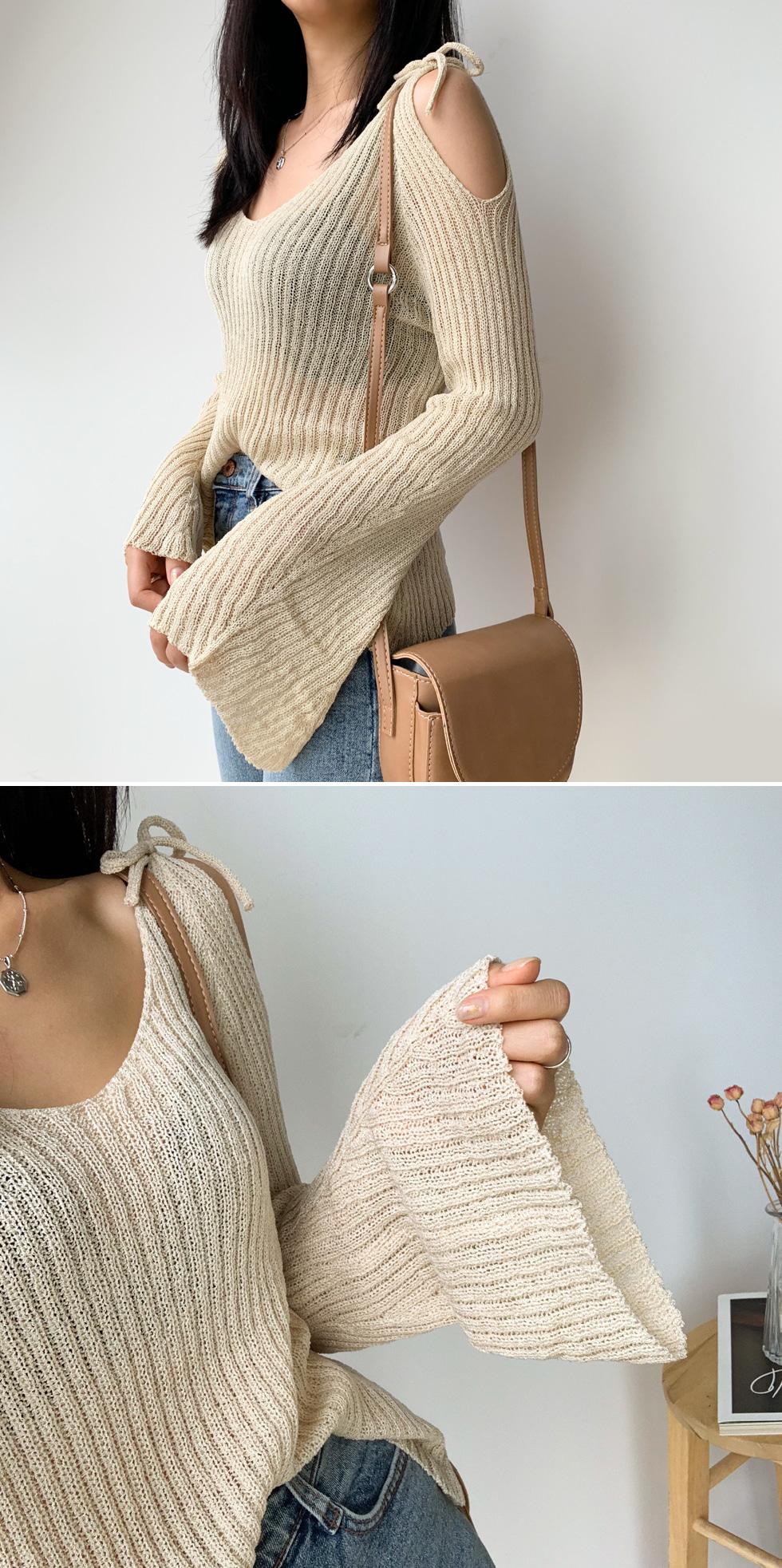 Mods Shoulder Knit