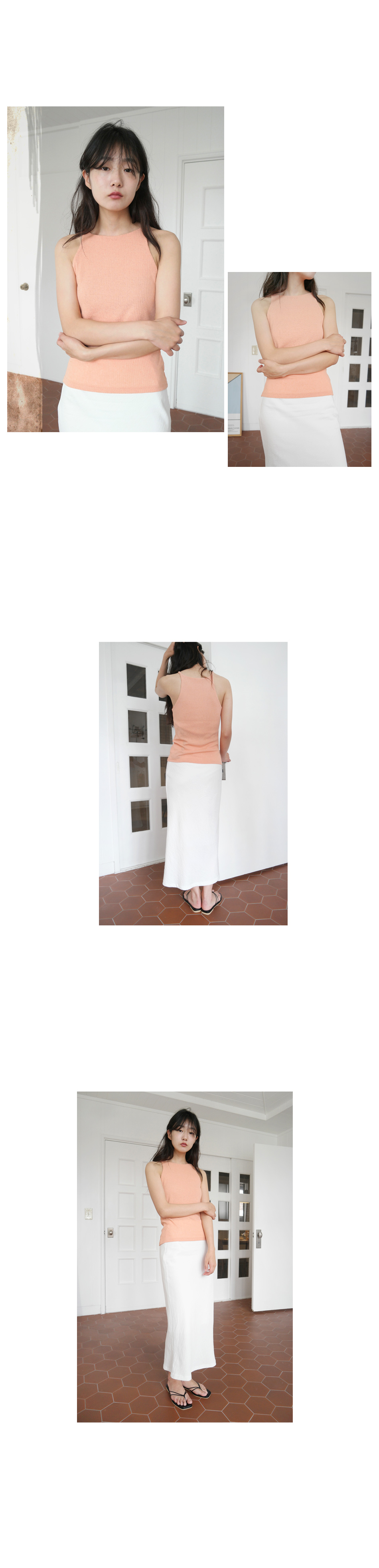 basic detail golgi sleeveless