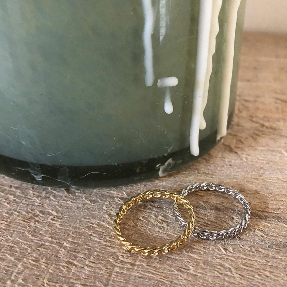 Zener twist ring