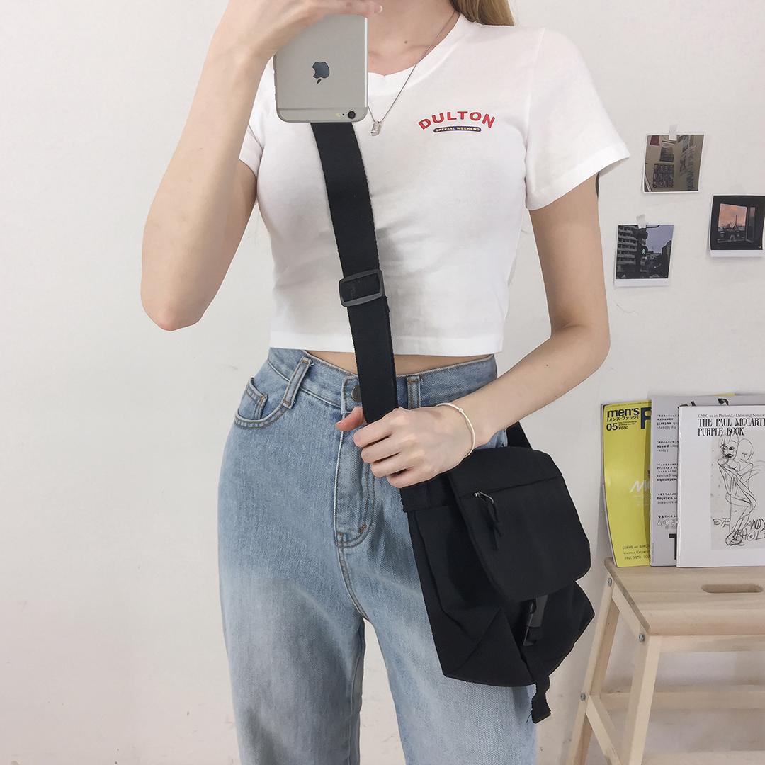 Mika-crop t-shirt