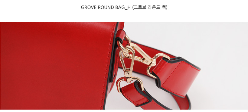 Grove round bag_H (size : one)