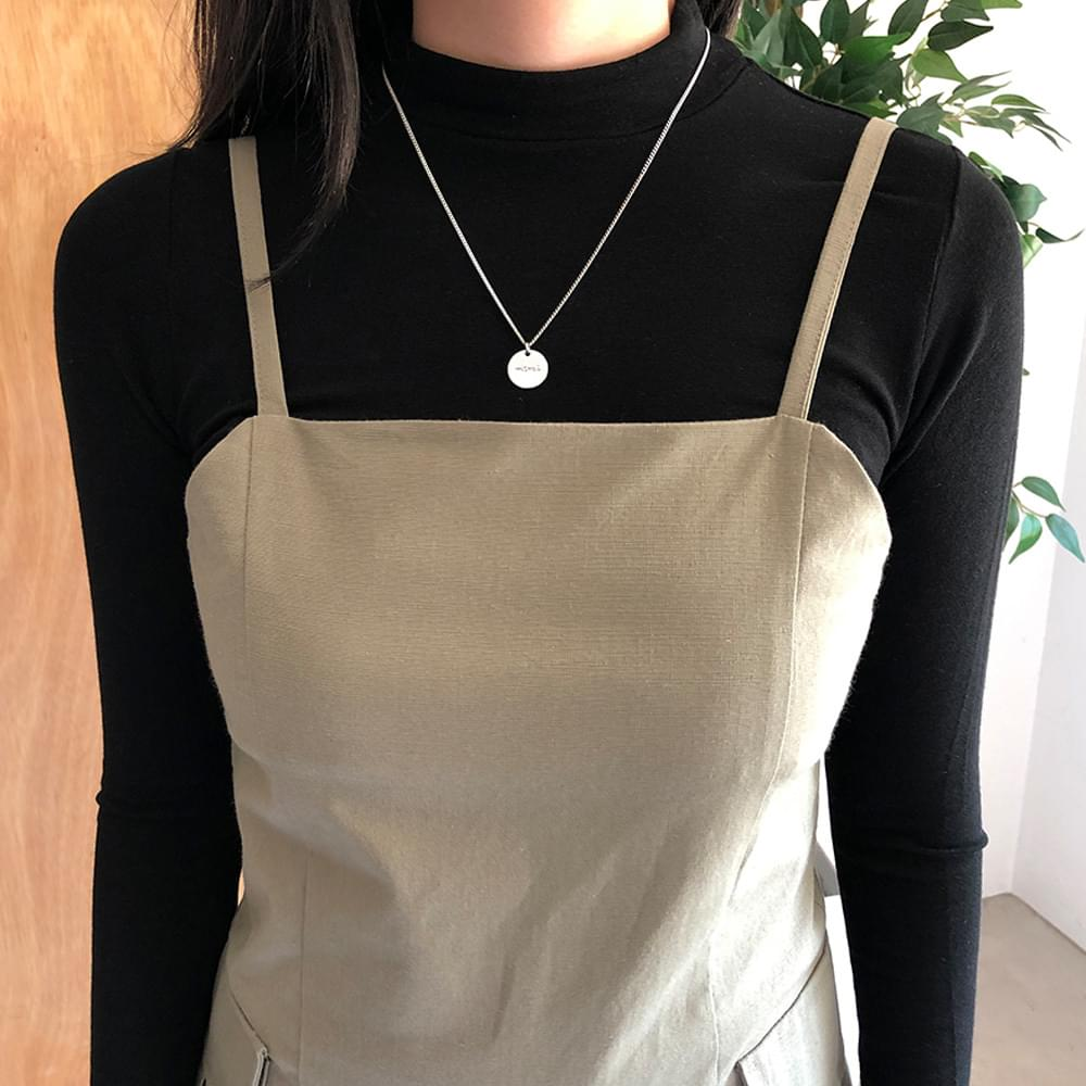 Herring round necklace