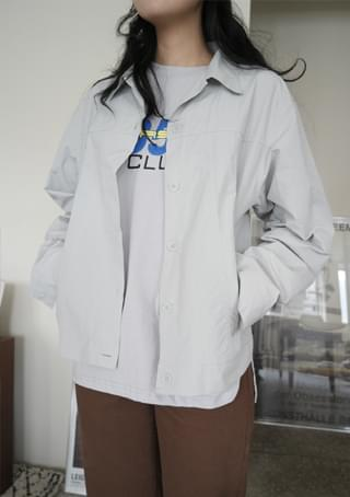 dry shirt jacket (4colors)