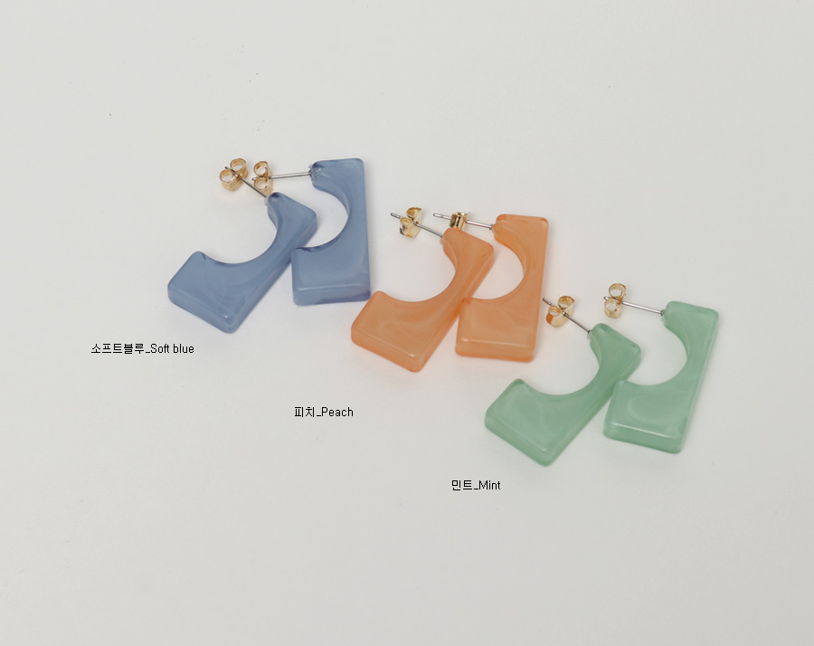 Lolly unique earring_Y