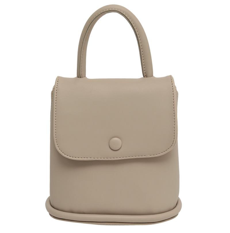 Soft shape two-way bag_J