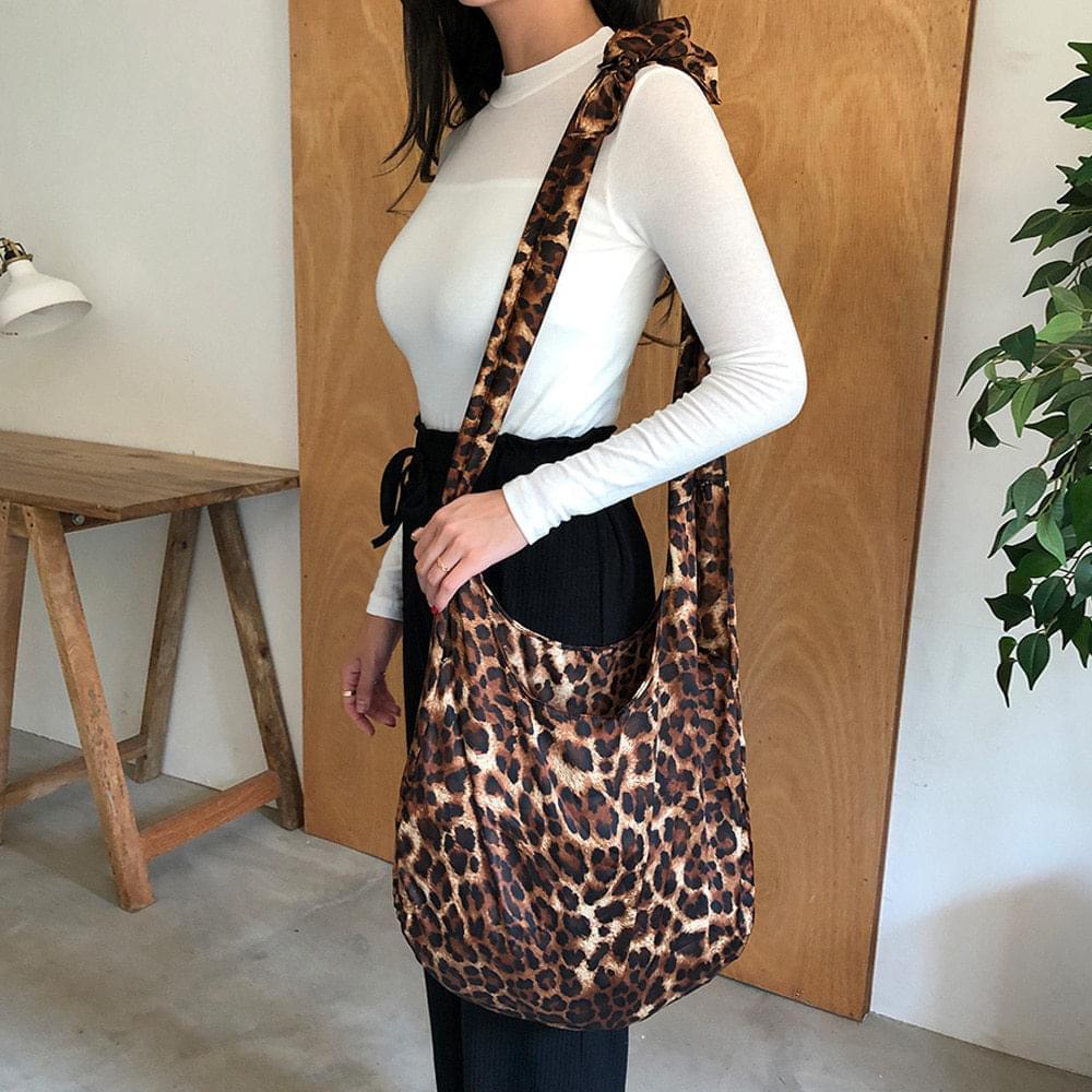 Feren Leopard Cross Bag