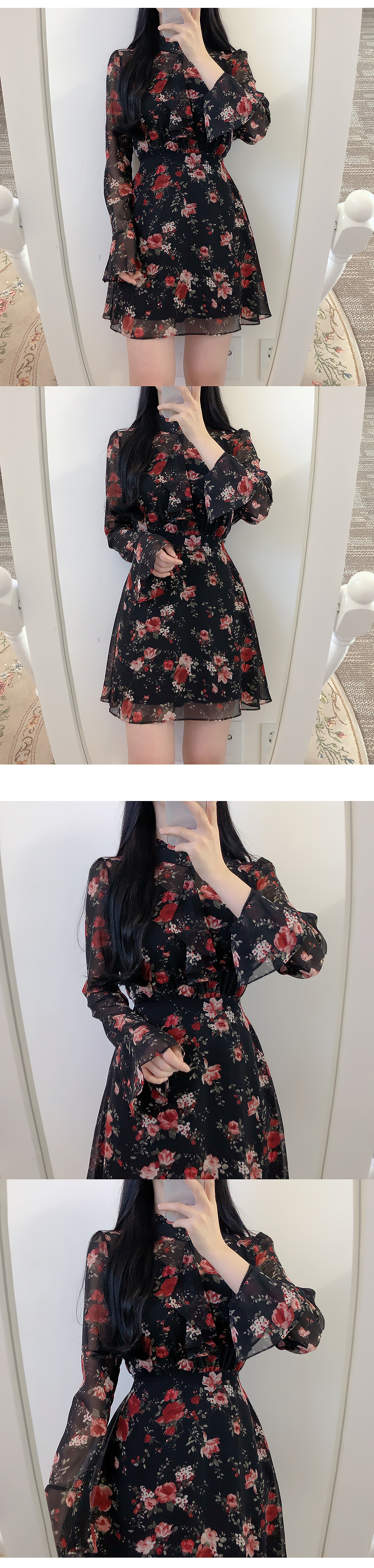Carry Flower Dress