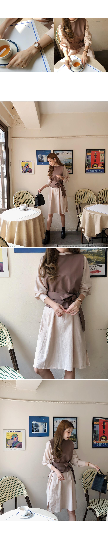 Sense Layered Dress + Best SET