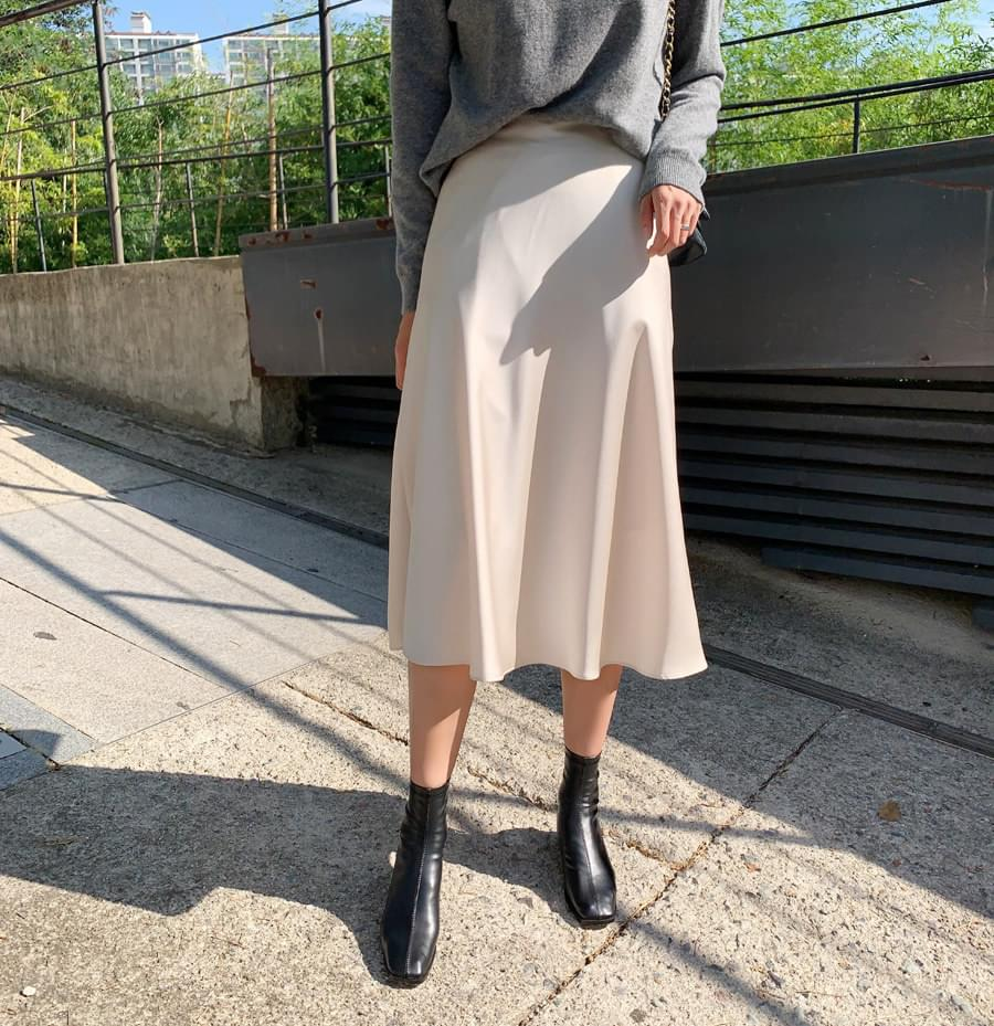 Dissolve skirt