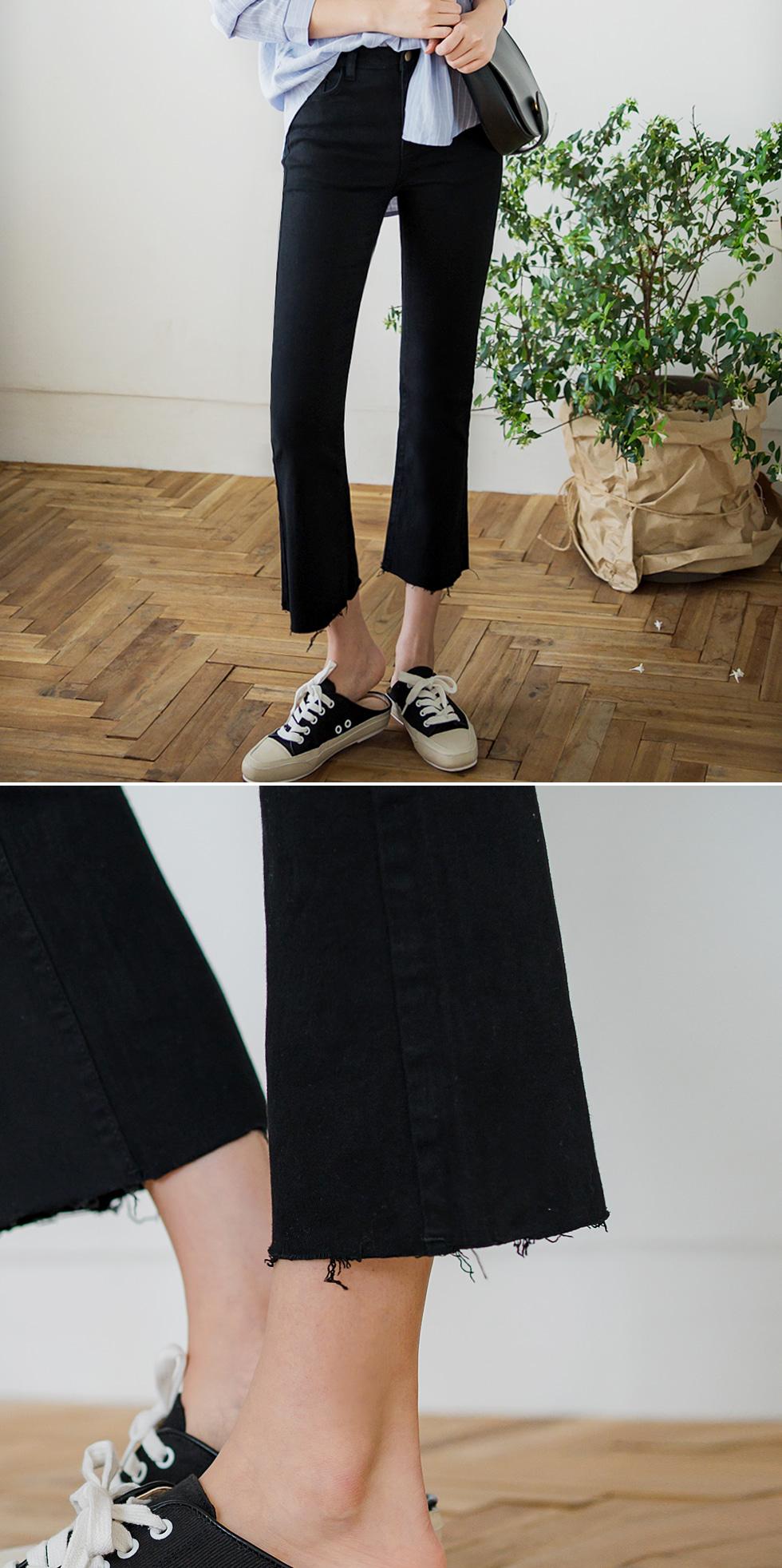 Liner semi-boots cut