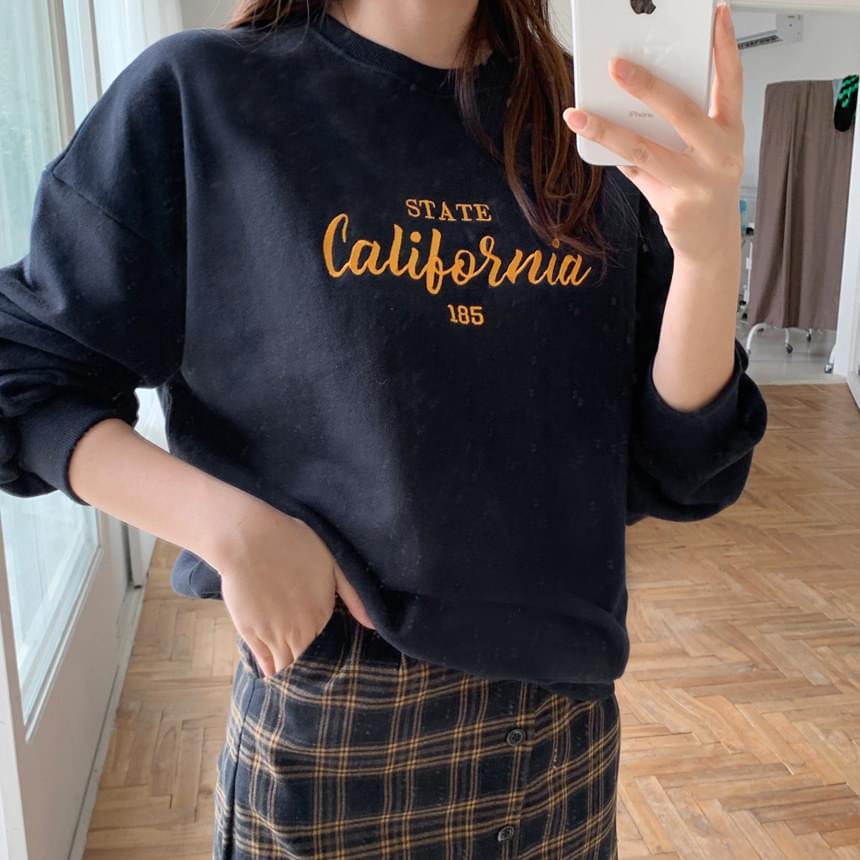 California embroidery