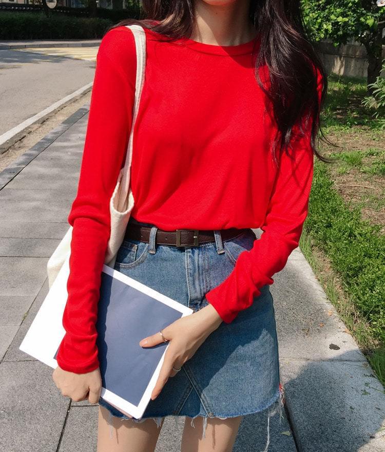 Rona Basic T-Shirt