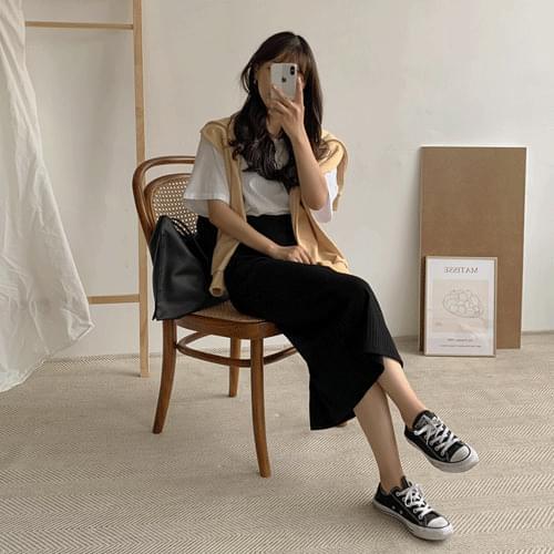 Rigolge H Long Skirt