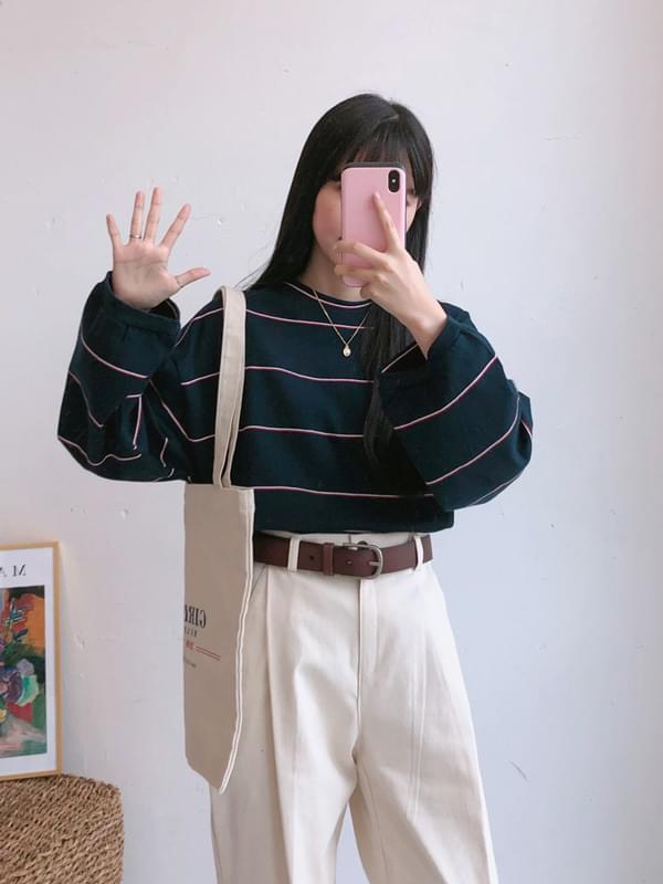 제니스 단가라 티셔츠 (t0159)