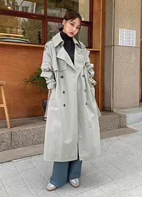 마레 트랜치 코트 (3colors)