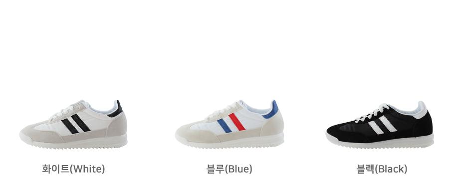 Ten key height sneakers 4cm
