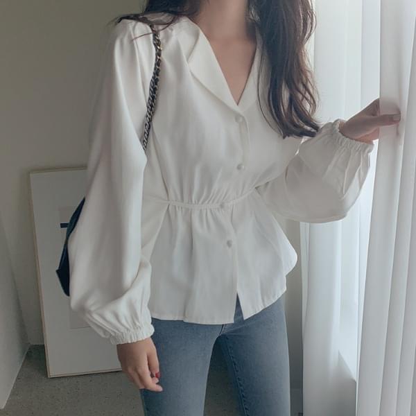 Rwan ribbon blouse
