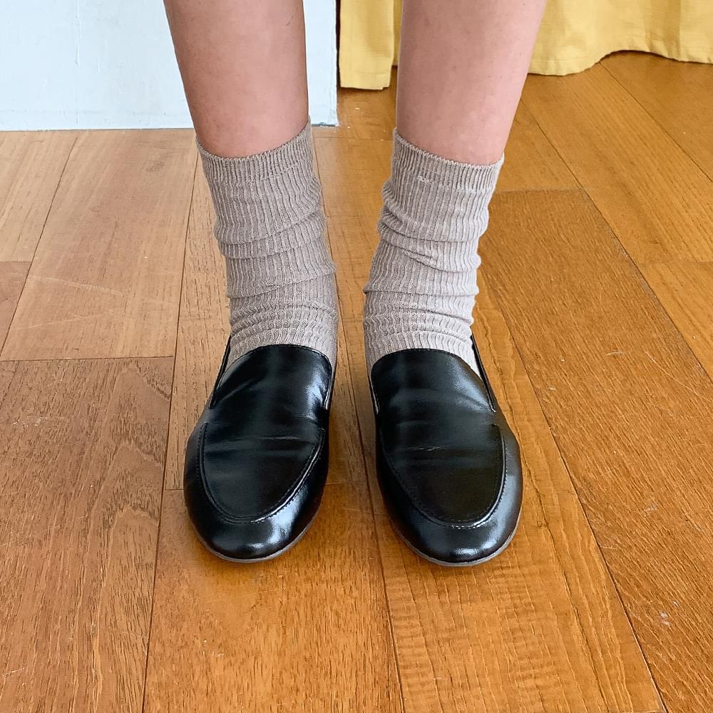 Selenium simple loafers