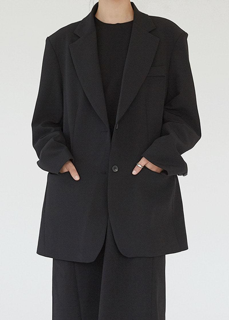 Two-Button Standard Jacket