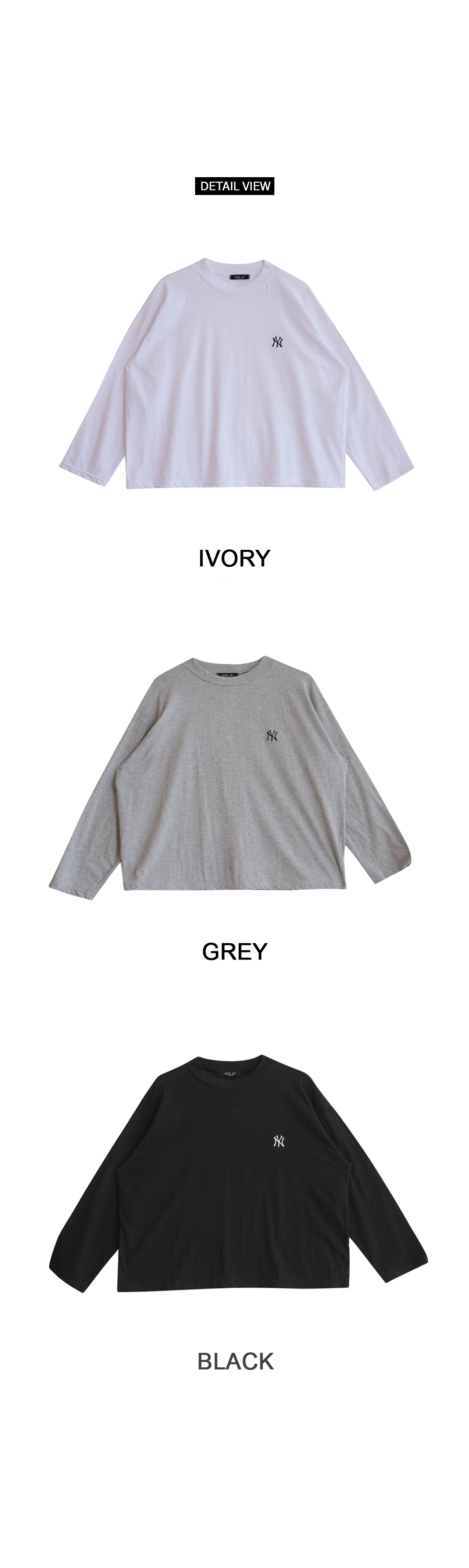 NY Boxy T-Shirt