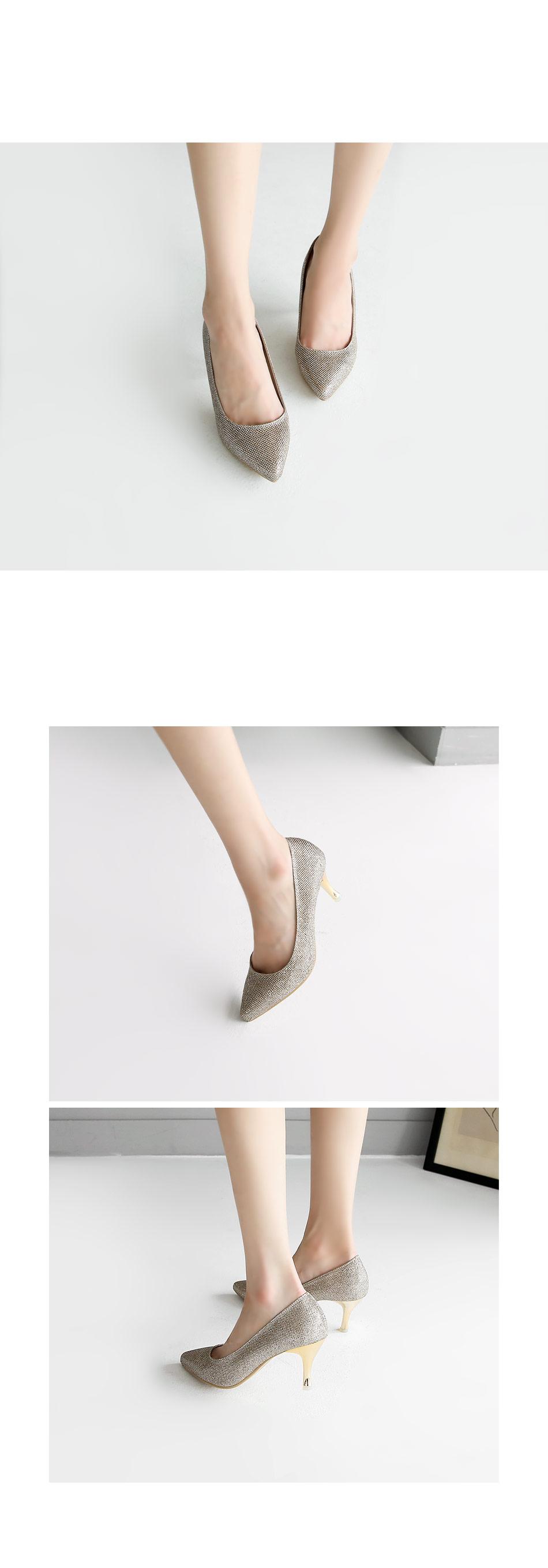 Etlin stiletto high heels 7 cm