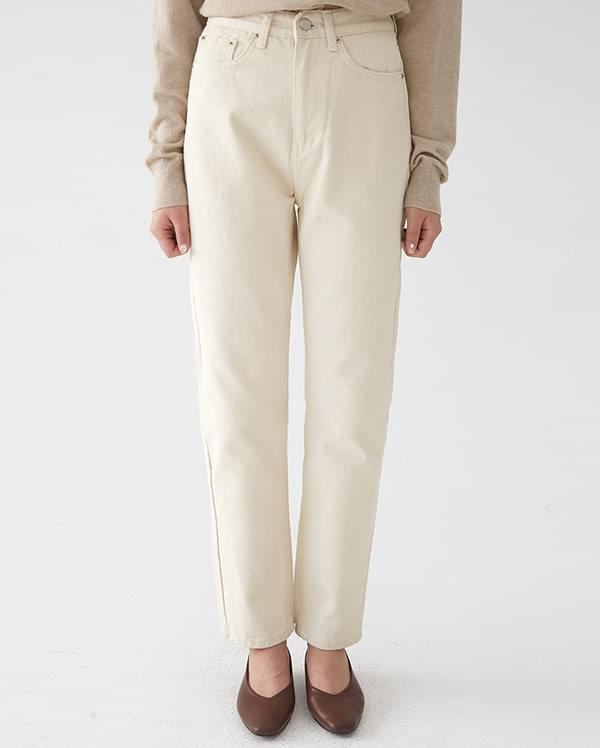 a grace cream pants