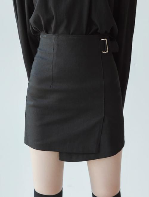 Light unfooted skirt