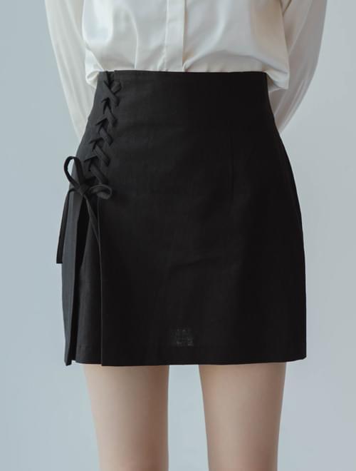 Jury cross skirt