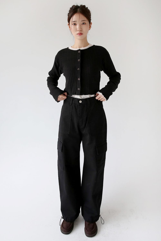 cargo wearable loose pants