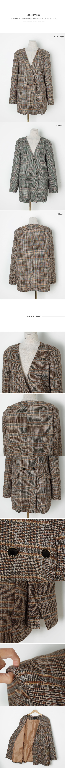 Nokara Check Jacket