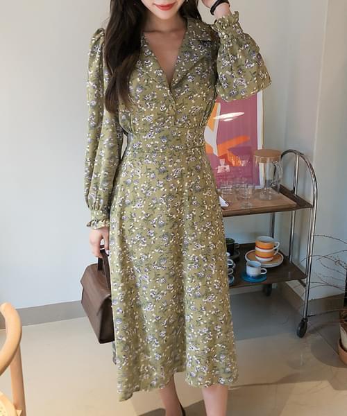 Soft trembling dress
